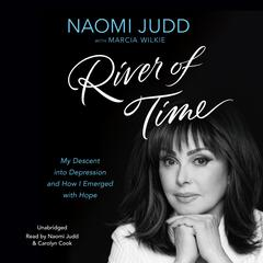 River of Time by Naomi Judd audiobook