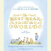 The Best Bear in All the World by  Brian Sibley audiobook