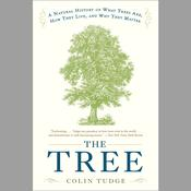 The Tree by  Colin Tudge audiobook