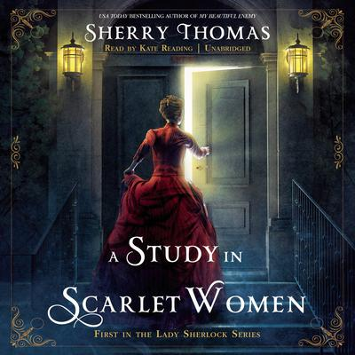 A Study in Scarlet Women by Sherry Thomas audiobook