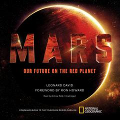 Mars by Leonard David audiobook