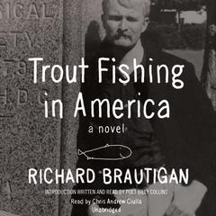 Trout Fishing in America by Richard  Brautigan audiobook