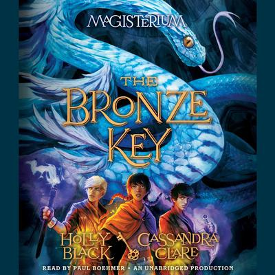 The Bronze Key by Cassandra Clare audiobook