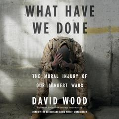What Have We Done by David Wood audiobook