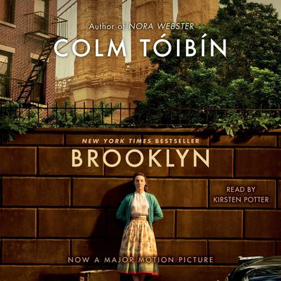 Brooklyn by Colm Tóibín audiobook