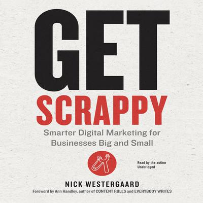 Get Scrappy by Nick Westergaard audiobook
