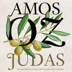 Judas by Amos Oz audiobook