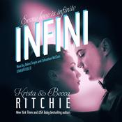 Infini by  Krista Ritchie audiobook