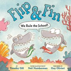 Flip & Fin: We Rule the School!