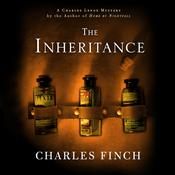 The Inheritance by  Charles Finch audiobook