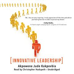 Innovative Leadership by Akpowene Jude Kakpovbia audiobook
