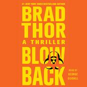 Blowback by  Brad Thor audiobook