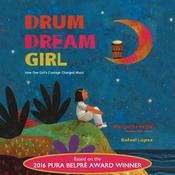 Drum Dream Girl by  Margarita Engle audiobook