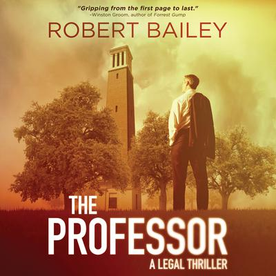 The Professor by Robert Bailey audiobook