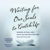 Waiting for Our Souls to Catch Up by  Carol M. Perry SU audiobook