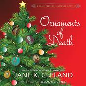 Ornaments of Death by  Jane K. Cleland audiobook