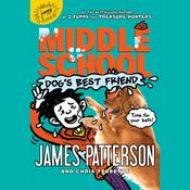 Middle School: Dog's Best Friend by  Chris Tebbetts audiobook