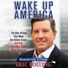 Wake Up America by Eric Bolling audiobook