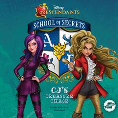 Disney Descendants: School of Secrets: CJ's Treasure Chase