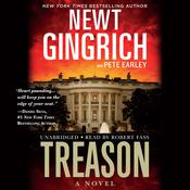 Treason by  Newt Gingrich audiobook