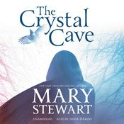 The Crystal Cave by  Mary Stewart audiobook