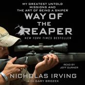 Way of the Reaper by  Nicholas Irving audiobook