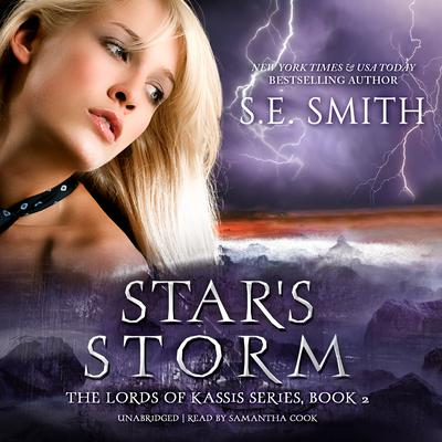 Star's Storm by S.E. Smith audiobook