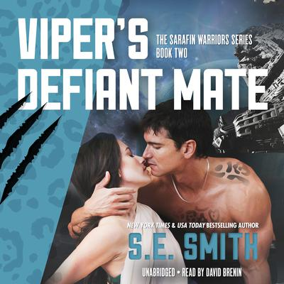 Viper's Defiant Mate by S.E. Smith audiobook
