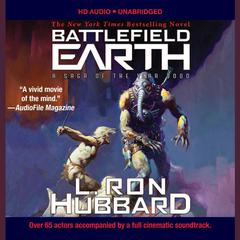 Battlefield Earth Audiobook (Unabridged) by L. Ron Hubbard audiobook
