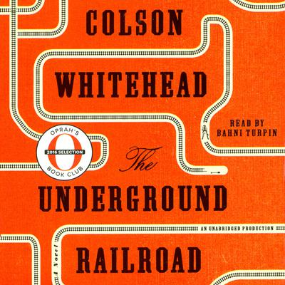 The Underground Railroad by Colson Whitehead audiobook