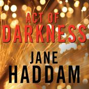Act of Darkness by  Jane Haddam audiobook