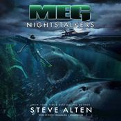 Meg: Nightstalkers by  Steve Alten audiobook
