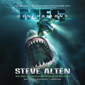 Meg: Generations by  Steve Alten audiobook