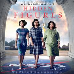Hidden Figures by Margot Lee Shetterly audiobook