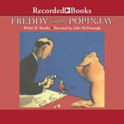 Freddy and the Popinjay by  Walter R. Brooks audiobook