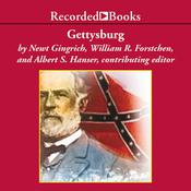 Gettysburg by  William R. Forstchen audiobook