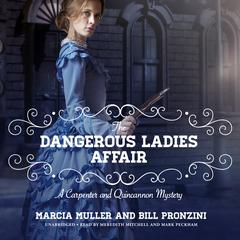 The Dangerous Ladies Affair by Marcia Muller audiobook