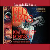 Red Mars by  Kim Stanley Robinson audiobook