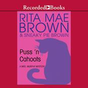 Puss'n Cahoots by  Sneaky Pie Brown audiobook