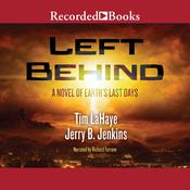 Left Behind by  Jerry B. Jenkins audiobook