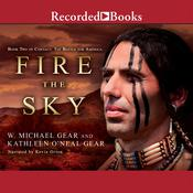 Fire the Sky by  Kathleen O'Neal Gear audiobook