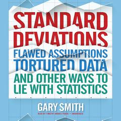 Standard Deviations by Gary Smith audiobook