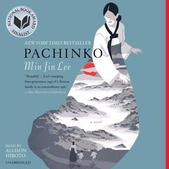 Pachinko by Min Jin Lee audiobook