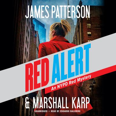 Red Alert by James Patterson audiobook