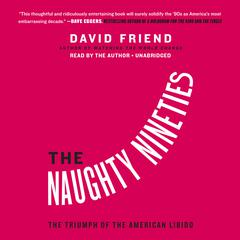 The Naughty Nineties by David Friend audiobook