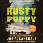Rusty Puppy by  Joe R. Lansdale audiobook