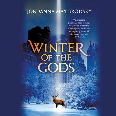 Winter of the Gods by Jordanna Max Brodsky audiobook