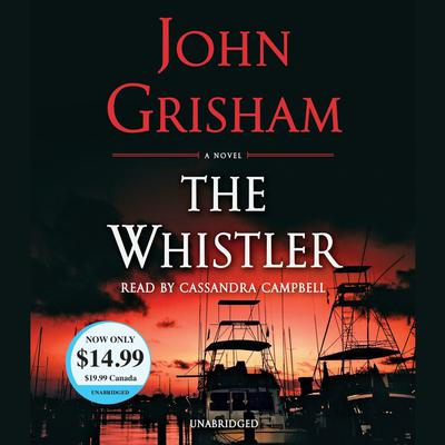 The Whistler by John Grisham audiobook