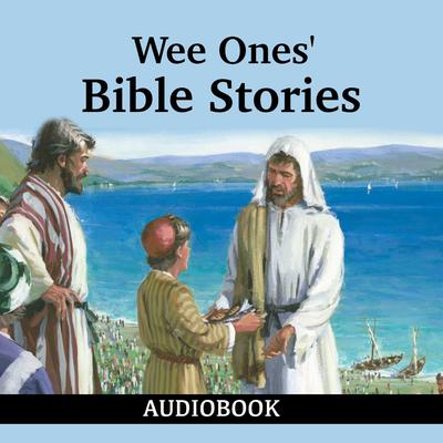 Wee Ones' Bible Stories by Anonymous audiobook