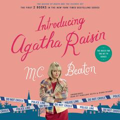 Introducing Agatha Raisin by M. C. Beaton audiobook